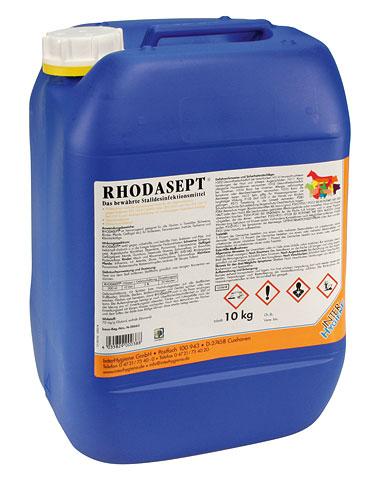 Rhodasept Desinfektionslösung 10 Liter HC257