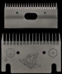 Satz Schermesser f. L1600/1700/1720 - 3mm grob L1650