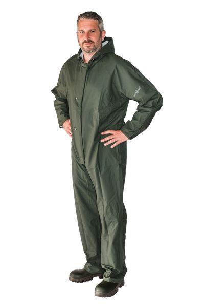 Schutzkleidung - Hydrosoft-Overall, grün Gr. XL, HY 1244