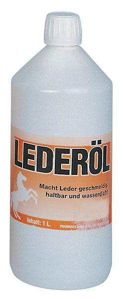 Huf- und Lederpflege - HC 915 Lederöl, 1 Liter