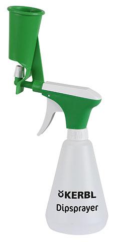 Für Milcherzeuger - Dipsprüher mit Zitzenbecher HP 135