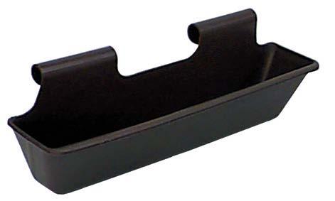 Futtertrog Mod. 1000, Länge 124 cm, Inhalt 50 Liter, FU519