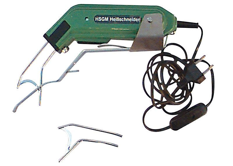 Ersatzmesser für Schwanzkupiergerät Mod. HSGM KA260
