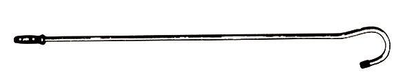 Schäfer-Artikel - Schäferstab, Halsfang-Modell VT 482