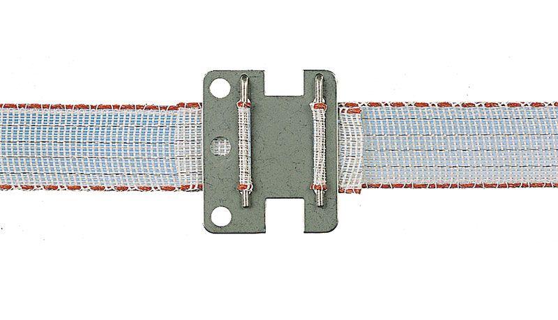 Gallagher-Metallplatte für 4 cm-Turboband G 4671