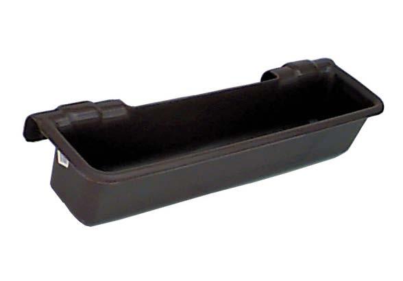Futtertrog Mod. 1200, Länge 120 cm, Inhalt 50 Liter, FU517
