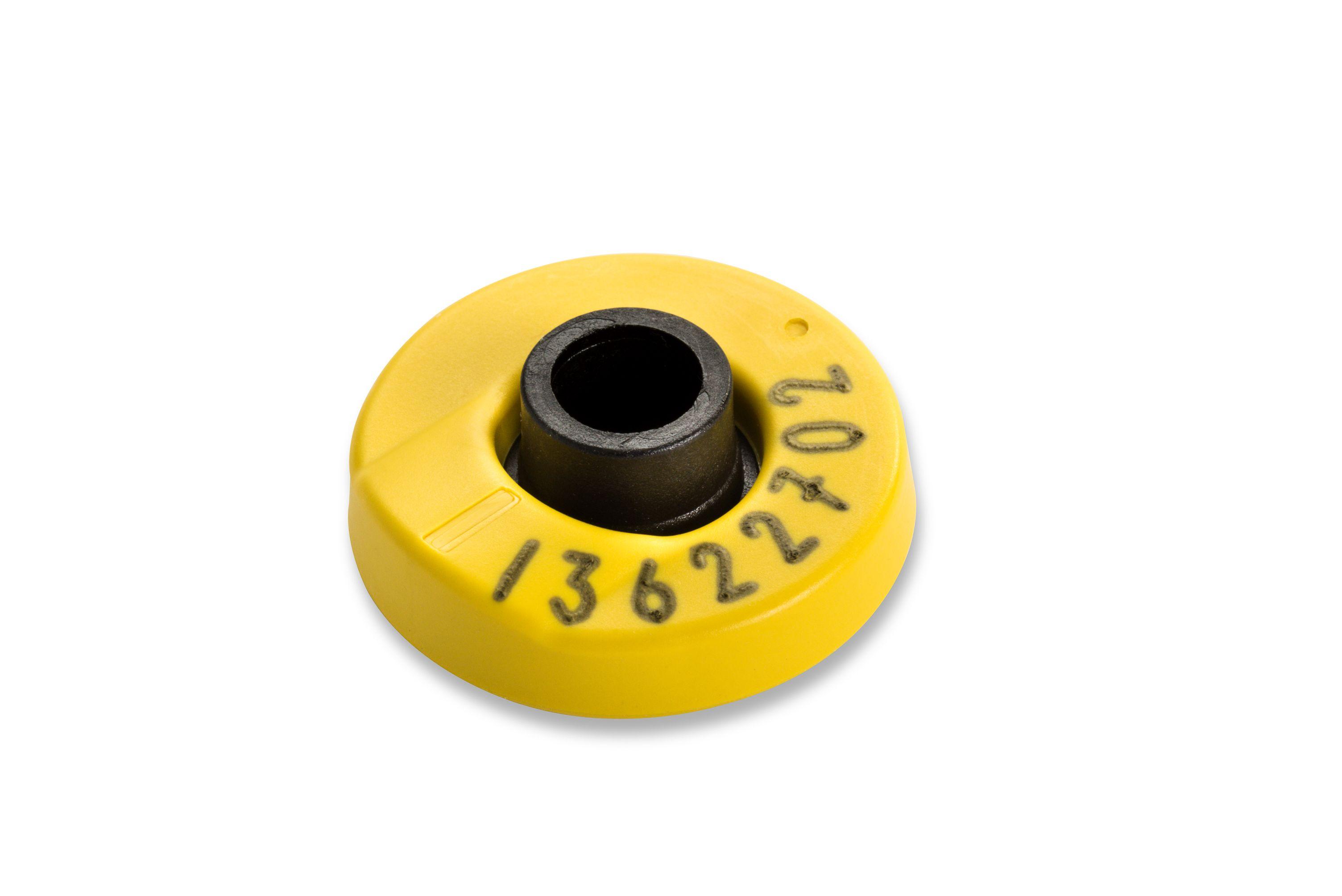 Allflex-Sendermarke Ø 3 cm, 8tlg. D 990