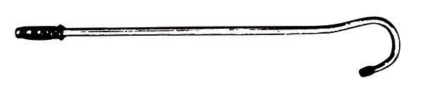 Schäfer-Artikel - Schäferstab, Halsfang-Modell, kurz VT 480