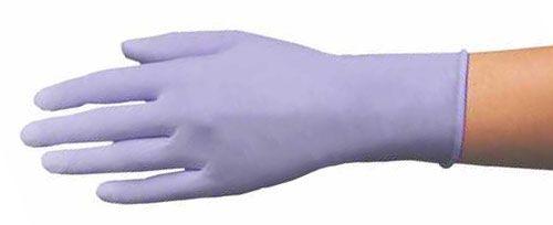 Handschuhe NITRIL, blau, puderfrei, HY 142 Größe L