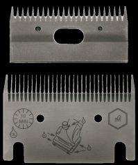 Satz Schermesser f. LI102 - 3mm L1630