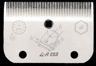 Lister-Viehschermaschinen-Untermesser A 253 hautnah L1312