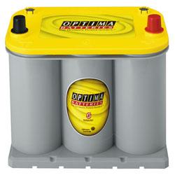 12V-Akku-Batterie Optima Yellowtop R3,7L für B280 G1337