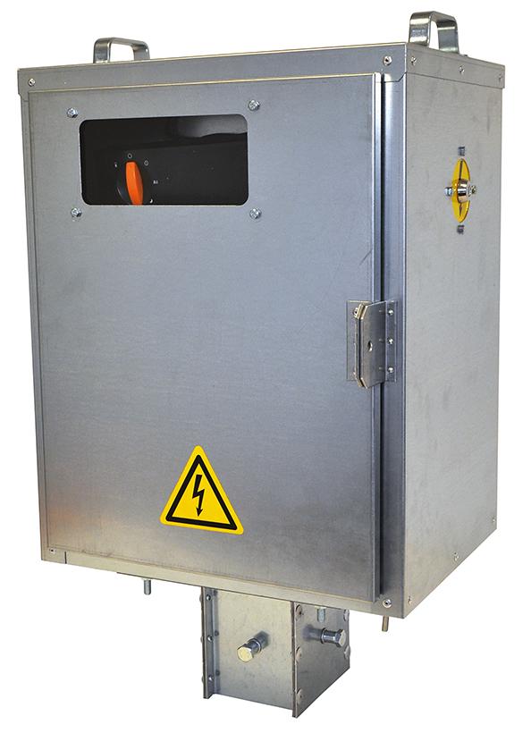 Gallagher Elektrifizierte Sicherheits - Box GG019410