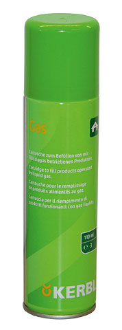 Enthornungsgeräte - Gaspatrone HE 22004