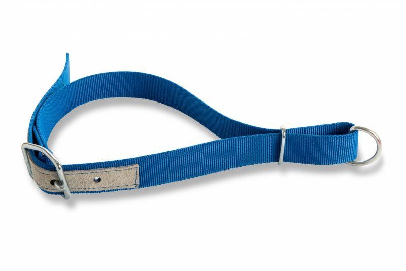 Halsanbindungen und Zubehör-Halsgurte 120 cm H 101 BLAU