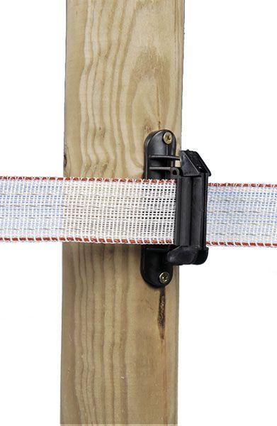 Gallagher Streckenisolator für 4 cm-Band G 4669