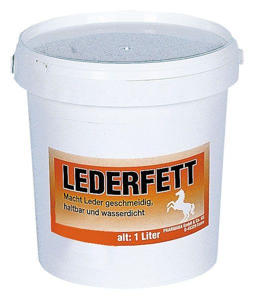 Huf- und Lederpflege - HC 910 Lederfett, 1000 ml