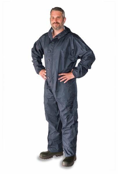 Schutzkleidung - Dry-Tex Overall, blau Gr. XL, HY 1234