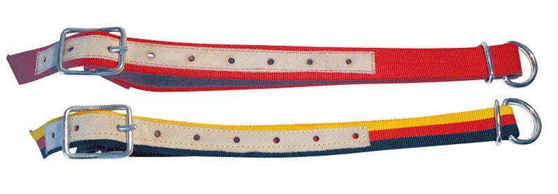 Halsanbindungen und Zubehör-Halsgurte 120 cm H 104 SCHWARZ