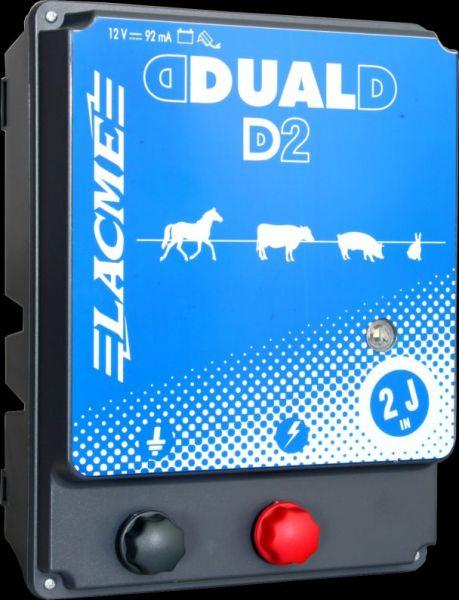 Weidezaungerät - LACME Dual D2 LM0002