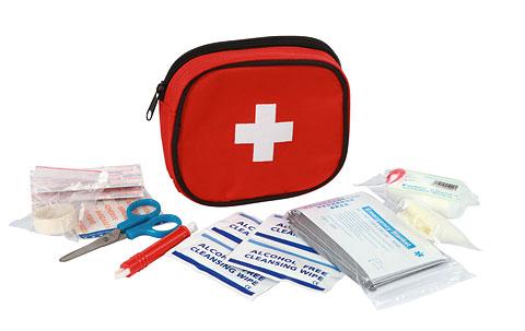 Erste-Hilfe-Tasche für Hunde EH 82236