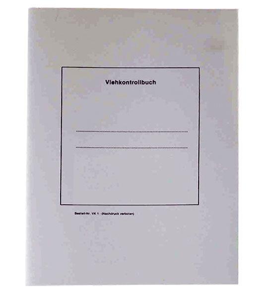 Viehkontrollbuch DIN A 5 VK 1