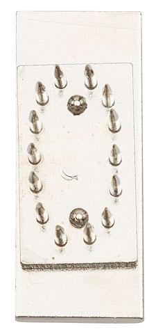 Schlagstempel - Ziffern, einzeln, 40 mm 71876