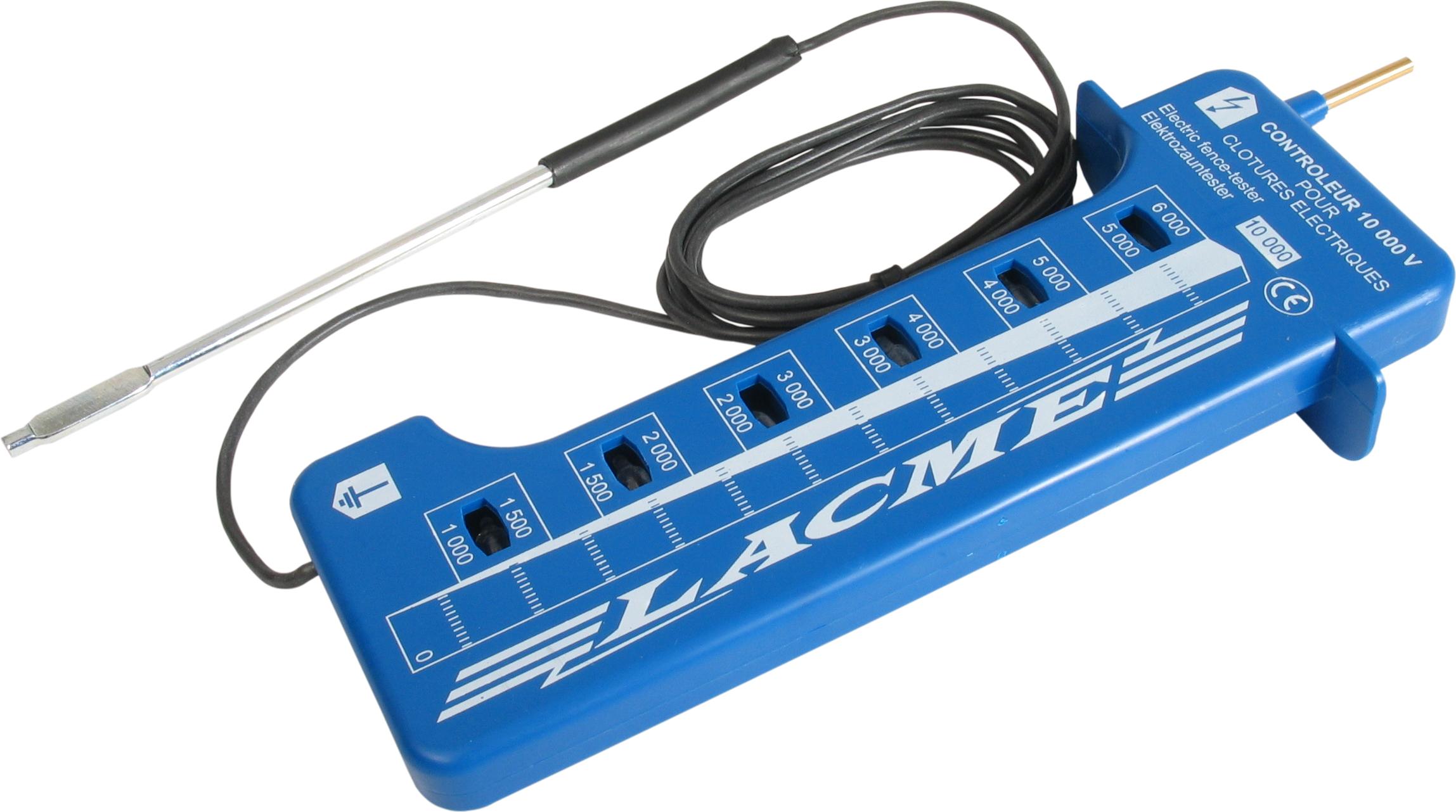 LACME Zaunprüfer LM660302