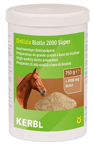 Biotin 2000 Super 750g HC325118