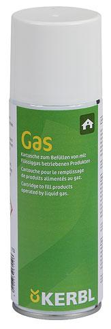 Gasflasche für Schwanzkupiergerät KA240