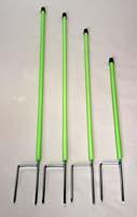 Elektroknotengitter - 106 cm, Ersatzpfahl G 4206a