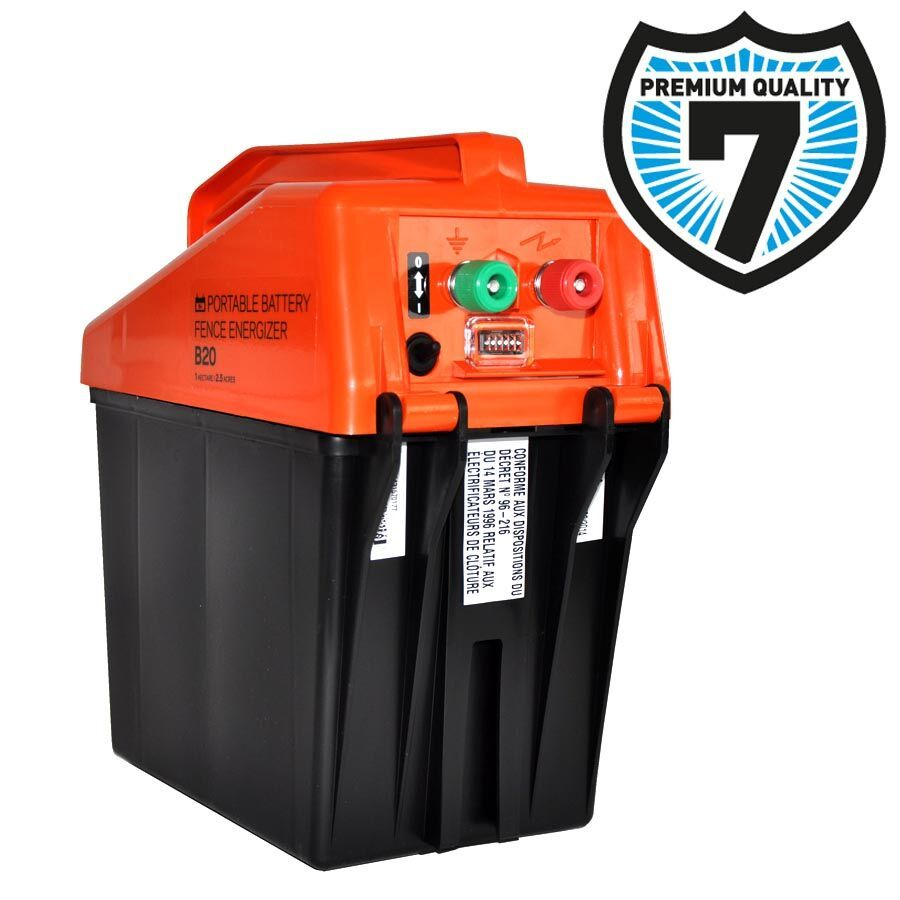 Weidezaun-Batteriegeräte Gallagher B20 G1020