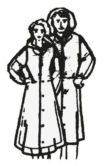 Schutzkleidung - Besucherset 1, HY 121