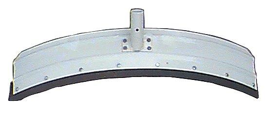 Gülleschieber - halbrund, Breite 75 cm FU 7776