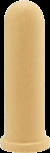 Kälber-Ersatzsauger aus Naturkautschuk HD202.5