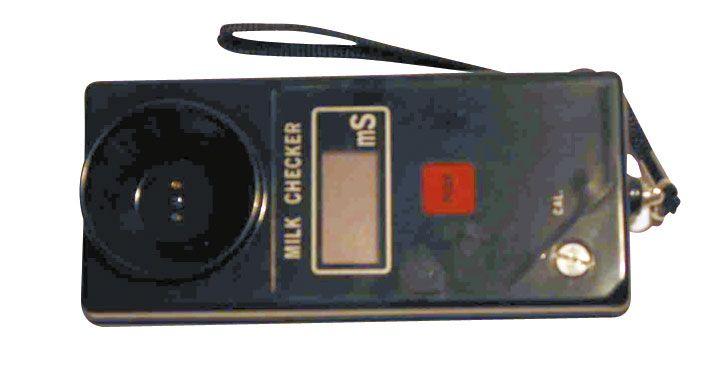 Für Milcherzeuger - Elektronischer Mastitis-Indikator HP 220
