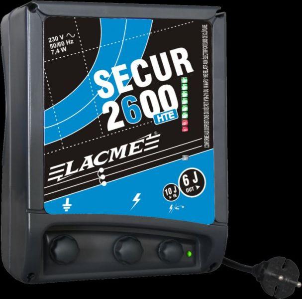 Weidezaungerät - LACME SECUR 2600 D HTE  LM2600