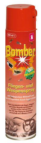 Fliegen- u. Wespenspray Bomber EH140