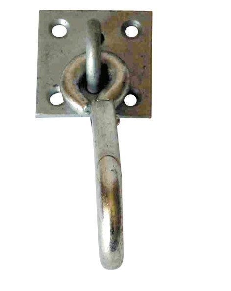 Halsanbindungen und Zubehör - Karabinerhaken E 550