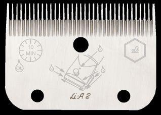 Lister-Viehschermaschinen - Untermesser A2 (allein) L1322