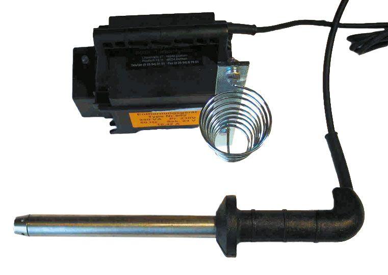 Enthornungsgeräte - Komplett HE 205