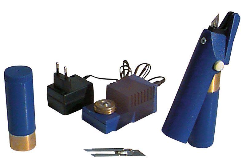 Ladegerät allein für Schwanzkupiergerät Mod. Vink KA280