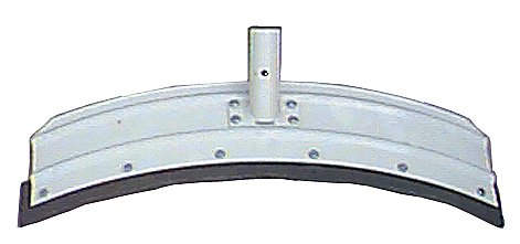 Gülleschieber - halbrund, Breite 55 cm FU 7775