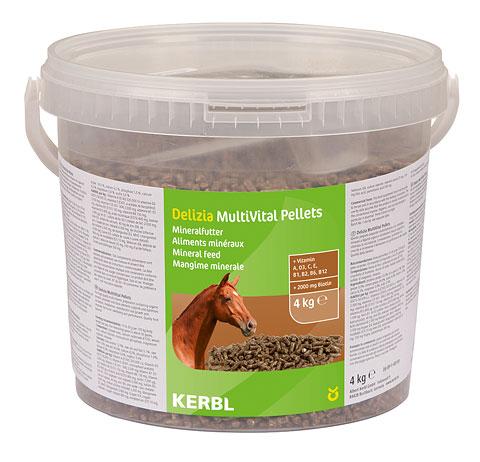 MultiVital Pellets 4kg HC 325121