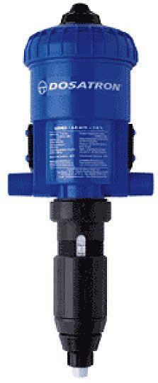 Dosierpumpe Mod. 483, zum Einbau in die Wasserleitung