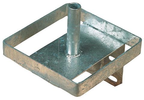 Lecksteinhalter Metall FU 314