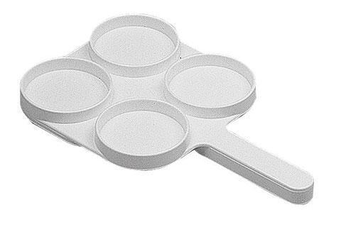 Für Milcherzeuger - MUHA-TEST-Schale, weiß HY 820