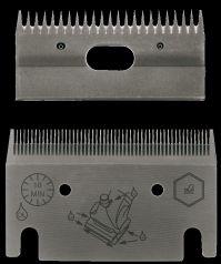 Satz Schermesser f. LI1253 - 0,5 m L1610