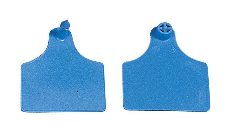 Multi-Flex-Ohrmarken Größe E, 74x63 mm, D6302 GRÜN