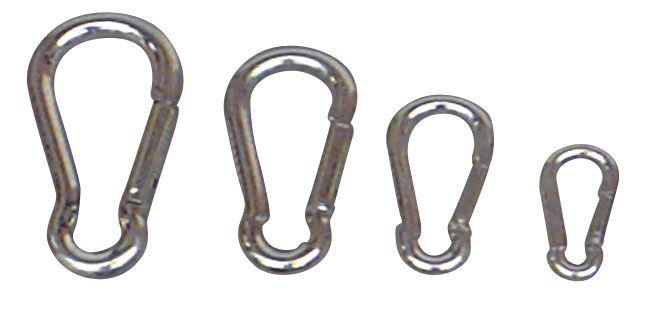 Karabinerhaken, Panikhaken - Karabinerhaken E 108 80x8